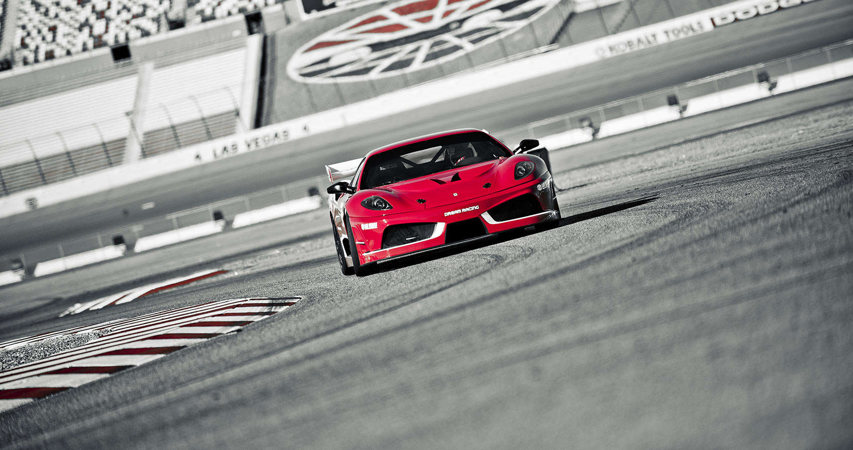 Car-on-track